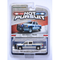 2015 Chevy Silverado Police Us Hot Pursuit Patrulla Policia