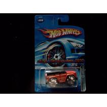 Bling Mercedes Benz G500 Hot Wheels 2005 Dropstars Trabucle