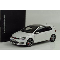 Volkswagen Vw Golf 7 Vii Gti Mk7 Norev 1:18 !!!!