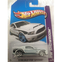 Hot Wheels 10 Ford Shelby Gt500 Supersnake
