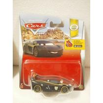 Mattel Disney Pixar Cars Lewis Hamilton Verde 5/13