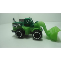 Wheel Loader -cargador Frontal Hotwheels Ganalo...!!!!hm4