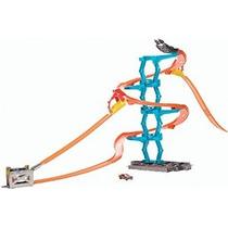 Hot Wheels Pista Constructor Espiral Pila-up Set Track