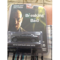 Greenlight 2012 Chrysler 300c Srt8 (negro) Breaking Bad