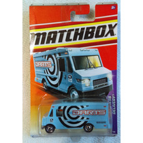 Express Delivery, Camion Repartidor, Matchbox, Nuevo