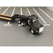 Trailer Freightliner Lowboy Daycab Tonkin Replicas 1:87 Ho
