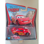 Disney Pixar Cars - Racing Lightning Mcqueen - Nuevo - Ag