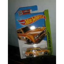 Hotwheels 71 Datsun Bluebird 510 Wagon