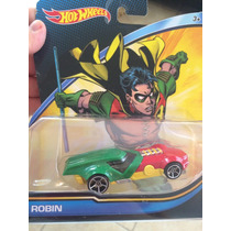 Robin Carrito De Colección Hot Wheels