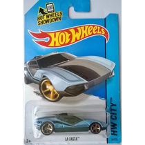 Hot Wheels - La Fasta - Treasure Hunt - 2014