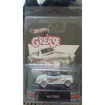 Hot Wheels Retro - Grease Ford 48 Llantas De Goma