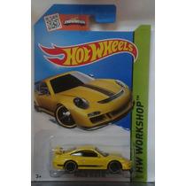 2013 Hot Wheels Hw Workshop Porsche 911 Gt3 Rs
