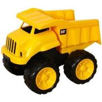 Cat Toystate Pistas Difíciles 8 Dump Truck