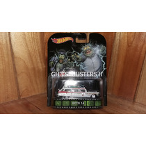 Hot Wheels Ecto 1a Ghostbusters Ii Cazafantasmas Ii Retro
