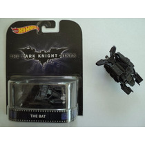 Hot Wheels Retro Batman The Dark Knigth Rises The Bat