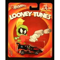 Hot Wheels Looney Tunes Fundido A Presión Marvin El Marciano