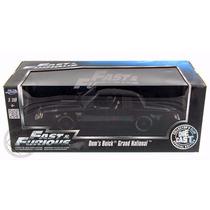 Jada Buick Grand National 1/18 Rapido Y Furioso Fast Furious