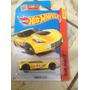 Hot Wheels Corvette C7.r (amarillo) 2015