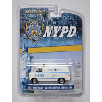 1977 Chevrolet G20 Nypd Van Policia New York