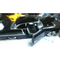 Chevy Bel Air Negro Escala 1:24 Super Detallado Jada Toys