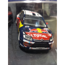 Citroen C4 Wrc. Rally Portugal. Año 2010. # 7. Esc. 1:43.