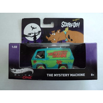 Hot Wheels Elite Scooby Doo The Mistery Machine