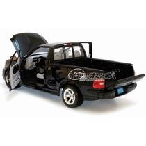 Maisto Ford Svt F150 Lightning Black Diecast 1/21 /no Burago
