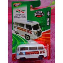 Taxi Mania Carro De Bernal Qro
