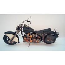 Motocicleta Cruise Metálica.