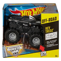 Hw Mj Rev Tredz - Batman Truck