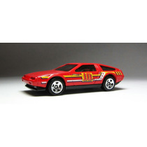 Hot Wheels Dmc Delorean Rojo 1:64 Impecable De Colección