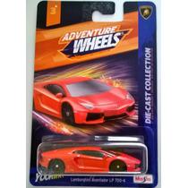 Adventure Wheels - Lamborghini Aventador Lp 700-4