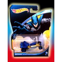 Batman & Robin Hot Wheels Series Cars