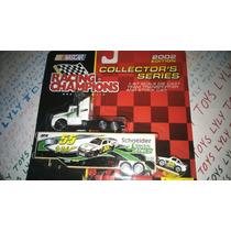 Trailer Blanco Edición Nascar Racing Champion Lyly Toys