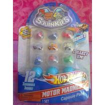 Hot Wheels Squinkies Figuras Miniatura Serie 2