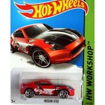Nissan 370z Hot Wheels Basico