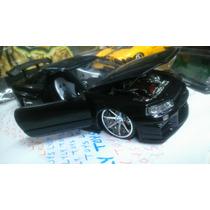 Nissan Skyline Gtr Negro Jada Toys Escala 1:24 Super Detalla