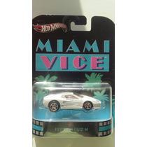 Hot Wheels Retro - Miami Vice - Ferrari F512