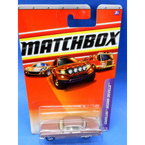 2009 Matchbox Cadillac Sedan Deville 24/75