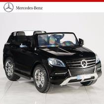 Carrito Electrico Mercedes Benz Ml350 Camioneta 2 Asientos