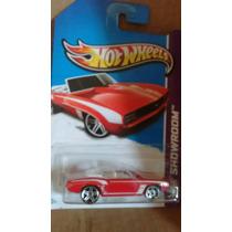 Hotwheels 69 Camaro 2012