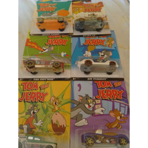 Hotwheels Tom And Jerry Coleccion De 6 Pz