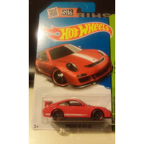 Hot Wheels De Coleccion 2015 Porsche 911 Gt3 Rs