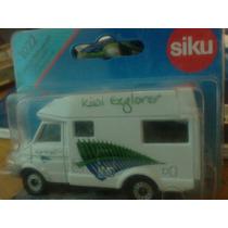 Siku Camioneta Camper Iveco Wagonkiwi Explorer Marca Alemana