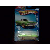 70 Chevy Chevelle Hot Wheels 2009 Faster Than Ever Trabucle