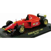 Ixo Ferrari 412 T2 Alesi 1995 1/43 F1 Die Cast Panini 6