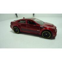 Hotwheels Cadillac Cts Coupe Ganalo...!!!