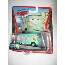 Fillmore Race Team Cars 2 Disney Pixar Volkswagen Combi