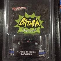 Hot Wheels Retro Batman Clasic Tv Series Llanta Goma