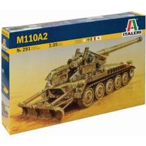 Italeri Tanque M110 A2 1/35 Armar Pintar /no Revell Tamiya